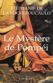 Le mystere de pompei - Intérieur - Format classique