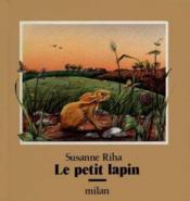 Le petit lapin - Couverture - Format classique