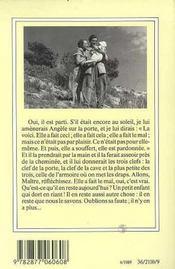 Angele - 4ème de couverture - Format classique