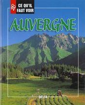 L'Auvvergne - Intérieur - Format classique