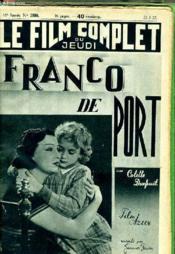 Le Film Complet Du Jeudi N° 1980 - 16e Annee - Franco De Port - Couverture - Format classique