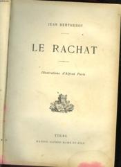 Le Rachat - Couverture - Format classique