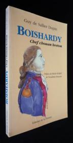Boishardy ; chef chouan breton - Couverture - Format classique