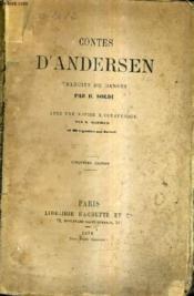 Contes D'Andersen / 5e Edition. - Couverture - Format classique