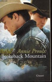 Brokeback Mountain - Couverture - Format classique