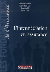 L'intermédiation en assurance - Intérieur - Format classique