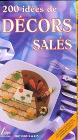 Decors sales - Intérieur - Format classique