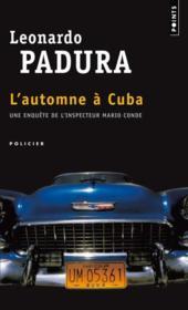 L'automne à Cuba - Couverture - Format classique