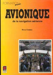 Avionique de la navigation aerienne - Intérieur - Format classique