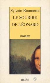 Sourire De Leonard (Le) - Couverture - Format classique