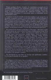 Theorie Queer Et Psychanalyse - 4ème de couverture - Format classique