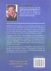 Arissiel (édition 2005) - 4ème de couverture - Format classique