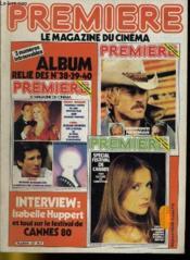 Premiere Album N°13 - 3 Numeros Introuvables - Album Relie Des N°38 - 39 - 40 - Couverture - Format classique
