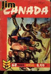 Jim Canada N°89 - Couverture - Format classique