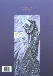 Le Temps Des Cendres T.3 ; Papegai 2eme Partie - 4ème de couverture - Format classique