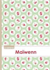 Carnet Maiwenn Lignes,96p,A5 Rosesteatime - Couverture - Format classique