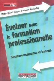 Evoluer avec la formation professionnelle - Intérieur - Format classique