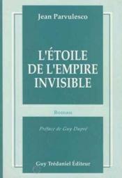 Etoile de l'empire invisible - Couverture - Format classique