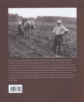 Gens de la terre ; la france rurale 1880-1940 - 4ème de couverture - Format classique