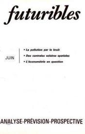 Futuribles No45 Juin 1981 - Couverture - Format classique
