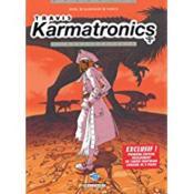 Travis Karmatronics t.1 ; neolibertalia - Couverture - Format classique