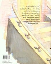 J Ai Le Cafard - 4ème de couverture - Format classique