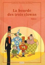 La bourde des trois clowns - Intérieur - Format classique