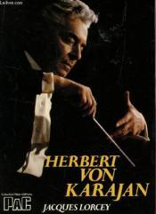 Herbert von Karajan - Couverture - Format classique