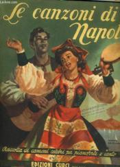 Le Canzoni Di Napoli - Couverture - Format classique