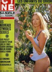 Cine Revue - Tele-Programmes - 57e Annee - N° 35 - Bobby Deerfield - Couverture - Format classique
