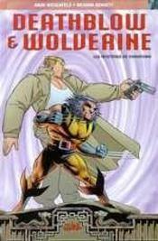 Deathblow & Wolverine ; Les Mysteres De Chinatown - Intérieur - Format classique