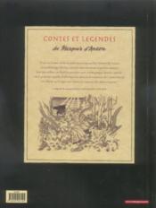Le marquis d'Anaon T.4 ; la bête - Couverture - Format classique