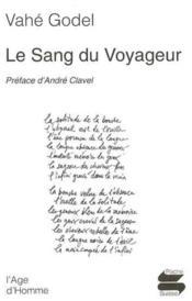 Sang Du Voyageur (Le) - Couverture - Format classique