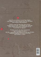 L'âge d'ombre - 4ème de couverture - Format classique