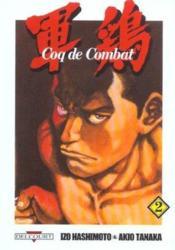 Coq de combat t.2 - Couverture - Format classique