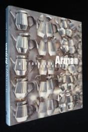 Arman La Traversee Des Objets - Couverture - Format classique