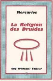 La Religion Des Druides - Couverture - Format classique