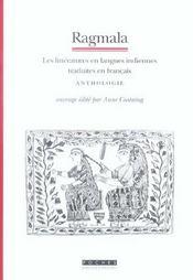 Ragmala ; Les Litteratures En Langues Indiennes Traduites En Francais ; Anthologie - Intérieur - Format classique