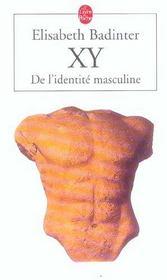 Xy ; de l'identité masculine - Intérieur - Format classique