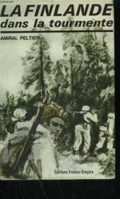 La Finlande Dans La Tourmente. - Couverture - Format classique