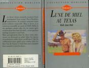 Lune De Miel Au Texas - Fireworks ! - Couverture - Format classique