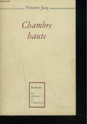 Chambre Haute - Couverture - Format classique