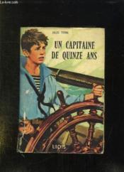 Un Capitaine De Quinze Ans. - Couverture - Format classique