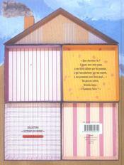 La clef du silence - 4ème de couverture - Format classique