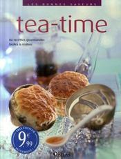 Tea-time - Intérieur - Format classique