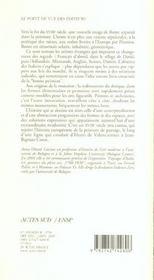 Les Paysages De La Raison - 4ème de couverture - Format classique
