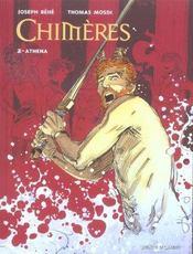 Chimeres t.2 ; athena - Intérieur - Format classique