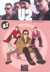 U2 de a a z - Intérieur - Format classique