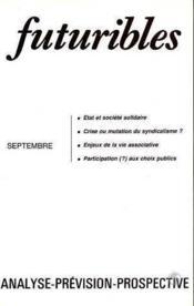 Futuribles No47 Septembre 1981 - Couverture - Format classique