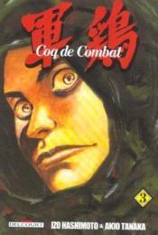 Coq de combat t.3 - Couverture - Format classique